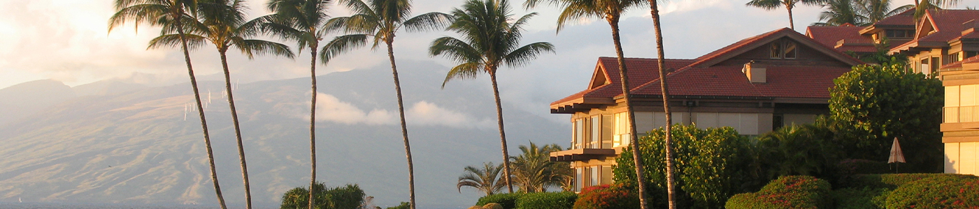 Banner Image of Condo located in Hawaii