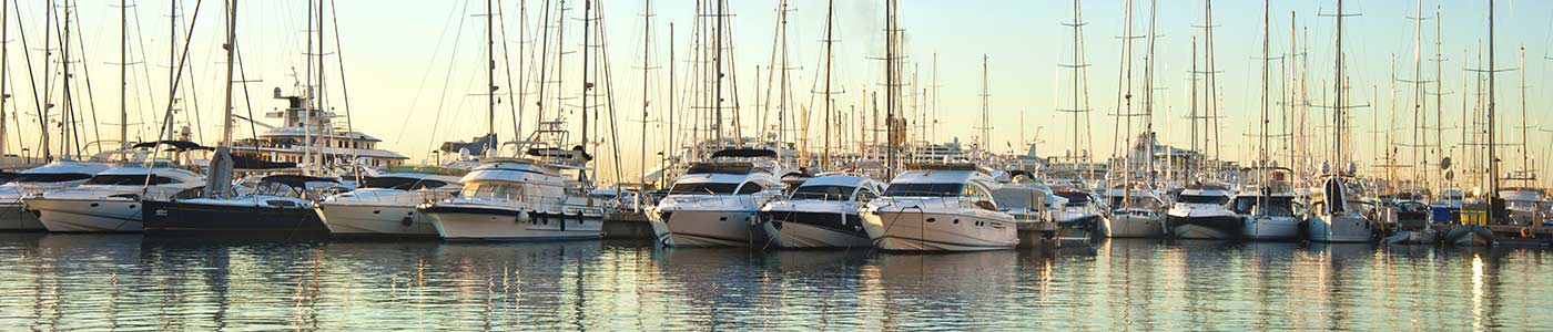 Marina, Boat Yard and Boat Dealership Liability Insurance
