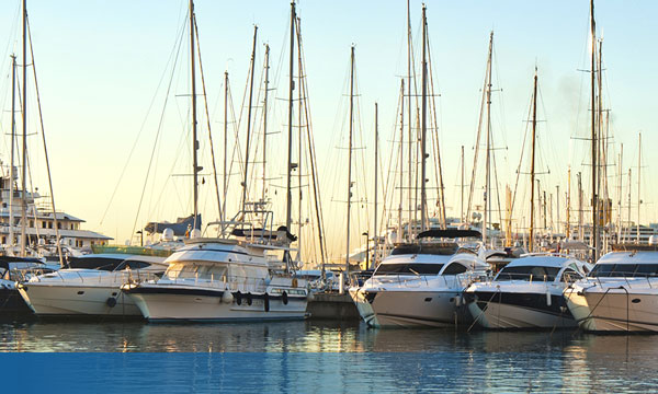 Marina, Boatyard and Boat Dealerships Liability Insurance